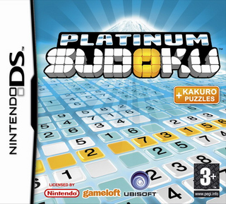 Platinum Sudoku [FRENCH | Nintendo DS | EUR] | Multi Liens